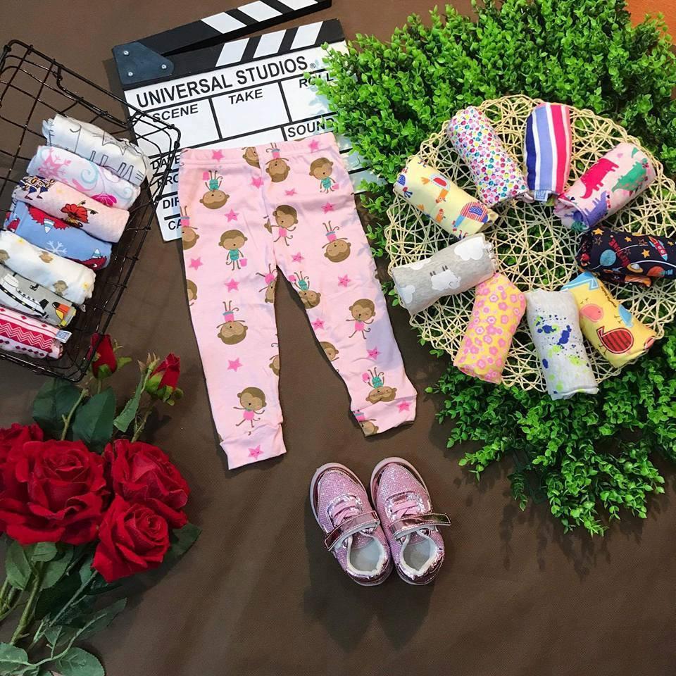Set 10 quần cho bé trai bé gái Carter