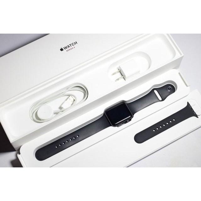 Apple Watch Aluminum Series 3 42mm ราคานี้คุ้มมากๆ สภาพมือ1