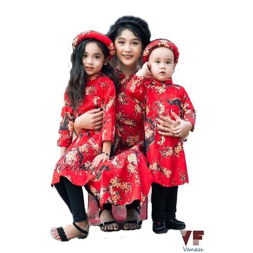 Set áo dài cách tân mẹ và bé VADD03 - 2794748 , 688167238 , 322_688167238 , 300000 , Set-ao-dai-cach-tan-me-va-be-VADD03-322_688167238 , shopee.vn , Set áo dài cách tân mẹ và bé VADD03