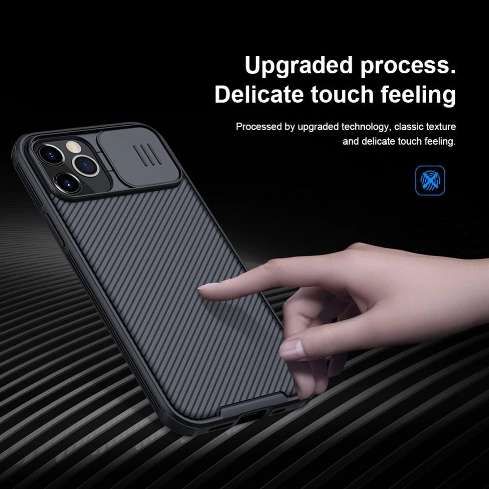 4. Ốp lưng [BẢO VỆ CAMERA] iPhone 12/ 12 Pro/ 12 Pro Max hiệu Nillkin Camshield