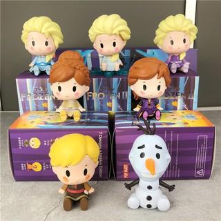Mô Hình Công Chúa Elsa Trong Phim Frozen Xinh Xắn Đáng Yêu