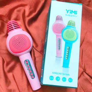 Mic karaoke cho bé – Micro hát karaoke