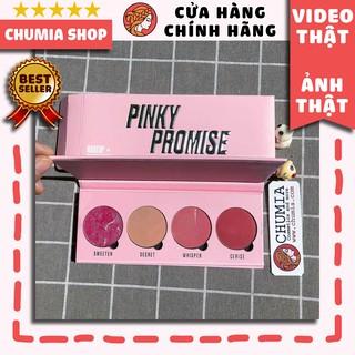 Má hồng phấn REVOLUTION Obsession - màu Pinky Promise Blush - chumia thumbnail