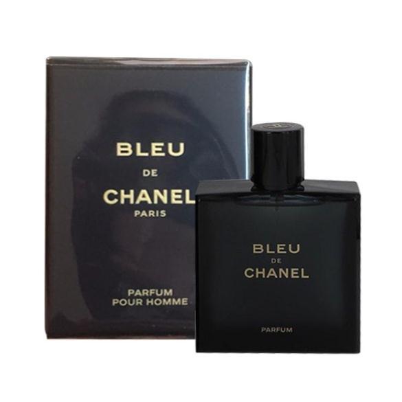 [Chữ vàng Parfum] Nước Hoa Nam de Bleu Parfum dung tích100ml hương thơm đẳng cấp phái mạnh
