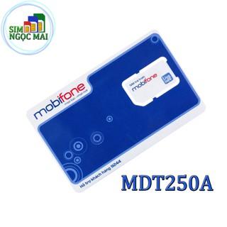 [FREESHIP 99K]Sim 4G Mobifone MDT250A Trọn Gói 12 Tháng Không Nạp Tiền