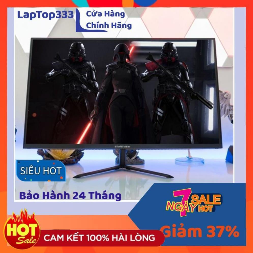 Màn hình Starview 24 inch cong Full viền Gaming Model  S24FHV hỗ trợ 4K HDTV Full cực đẹp chất chính hãng