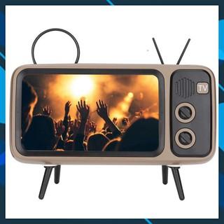 Loa Bluetooth TV Thu đài FM - đọc thẻ SD TF - Kết nối USB Sử dụng iPhone 6 > 11 Pro Max - Samsung Note 7>9- Oppo