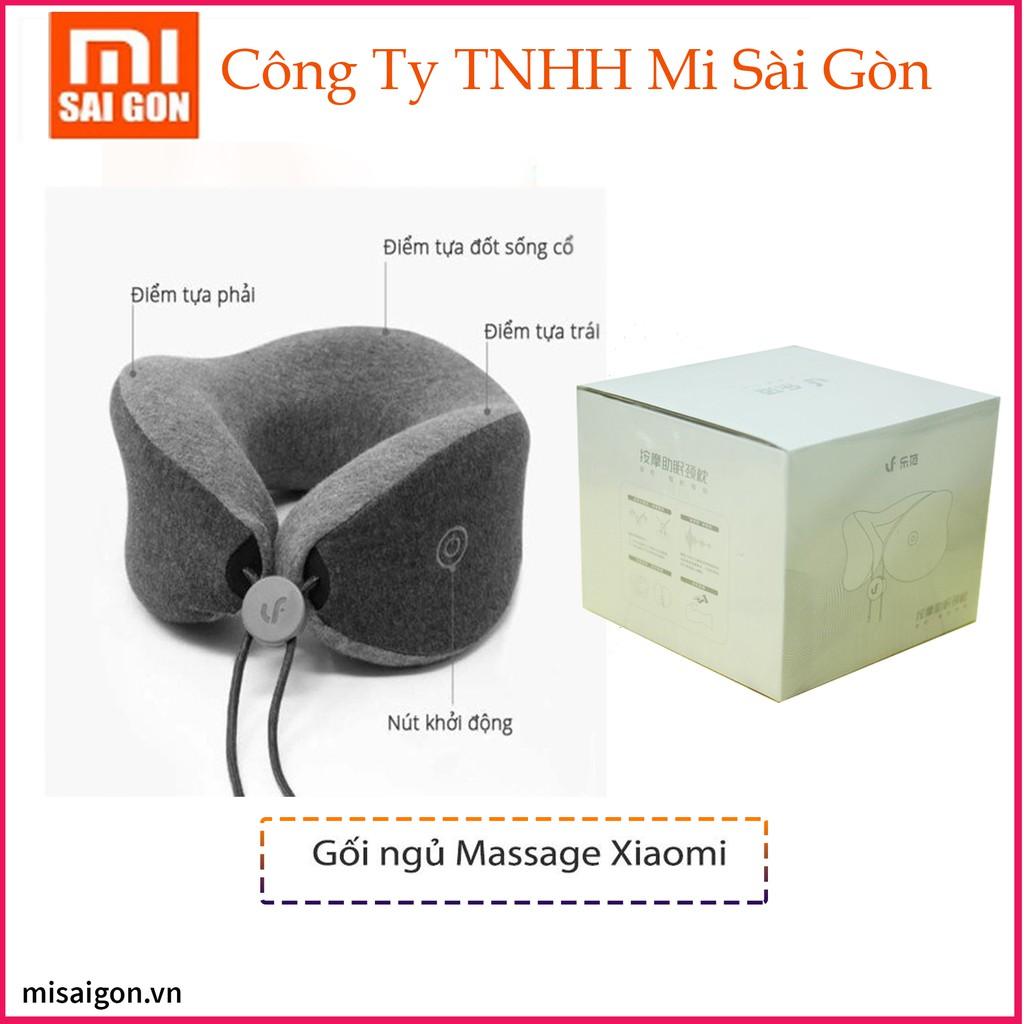 Gối massage cổ cao cấp Xiaomi.