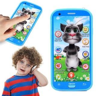Đồ chơi điện thoại thông minh giúp bé phát triển trí não, sáng tạo- shop mẹ sói