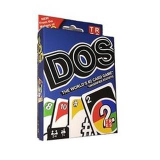 DOS – Trò chơi thẻ bài Uno nâng cấp
