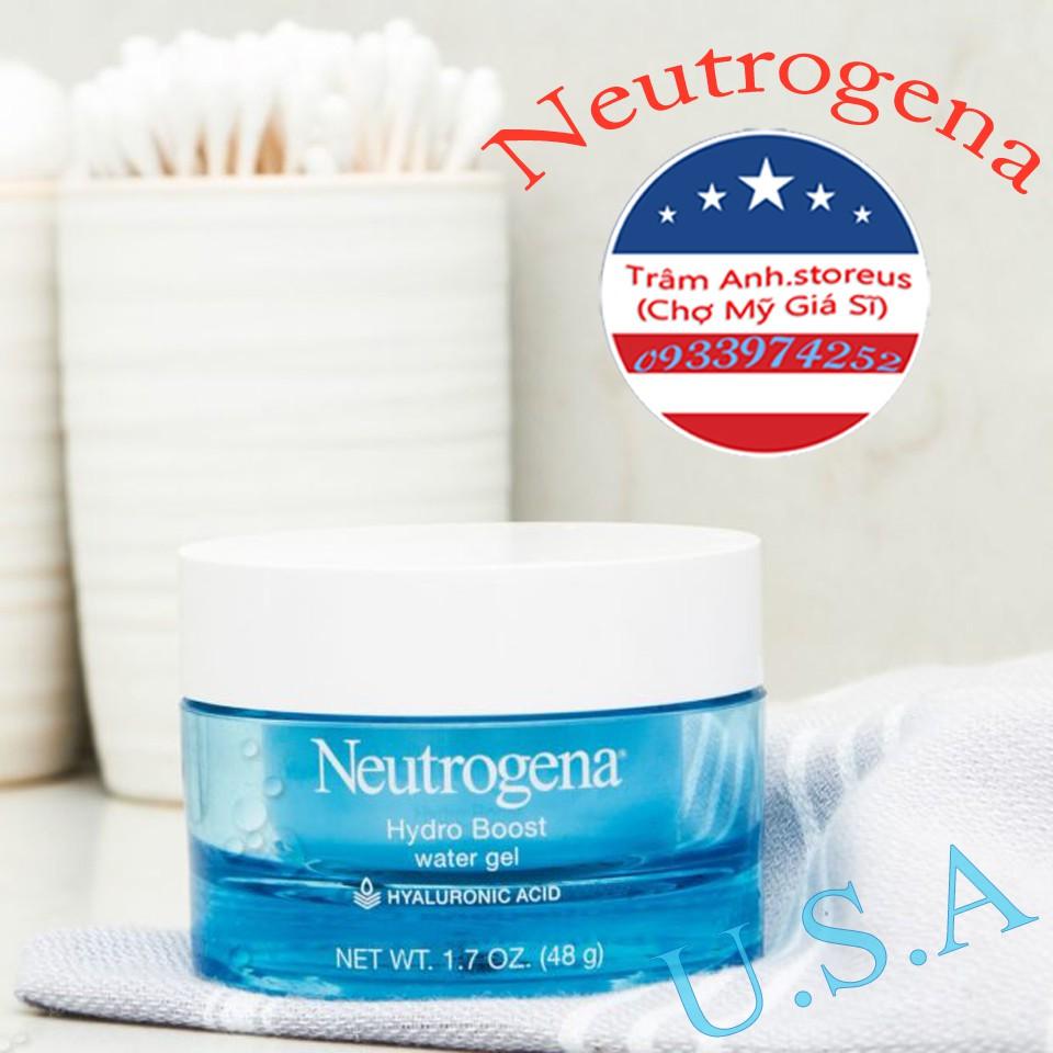 Kem Dưỡng Ẩm Neutrogena® Hydro Boost Water Gel with Hyaluronic Acid (48g) ( BẢN MỸ)