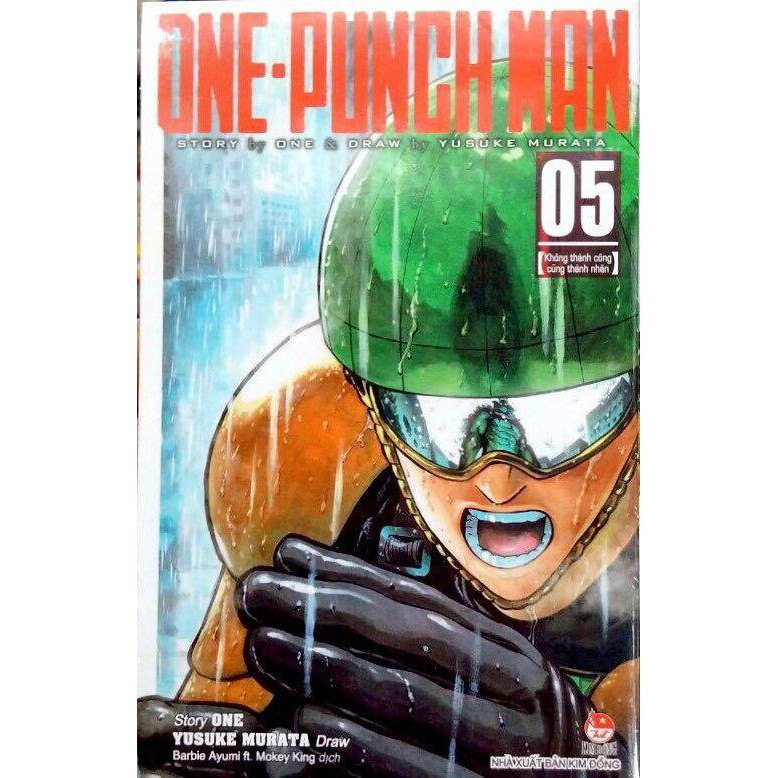 Sách - One punch man tập 5 - 3190448 , 338277918 , 322_338277918 , 20000 , Sach-One-punch-man-tap-5-322_338277918 , shopee.vn , Sách - One punch man tập 5