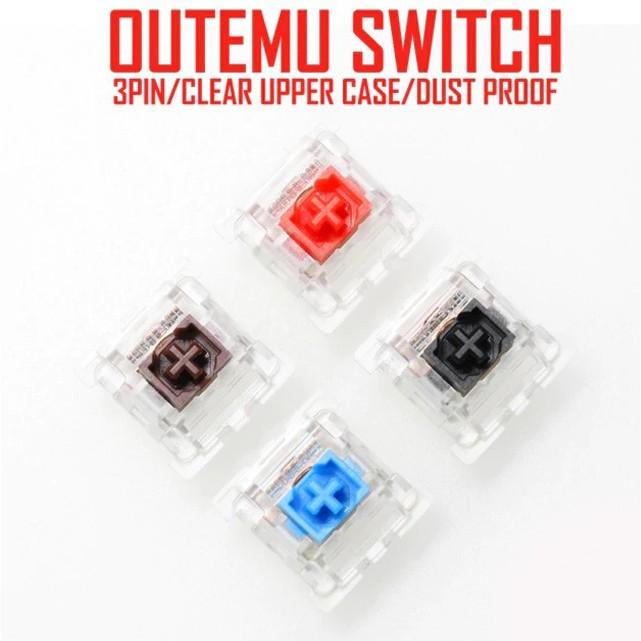 Switch Outemu dùng cho bàn phím cơ