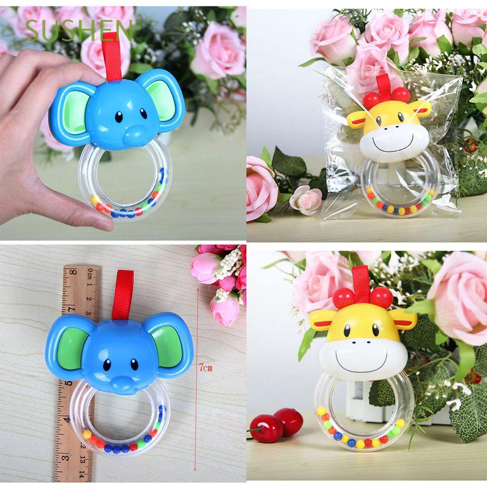 New Fashion Animal Infant Cute Baby Rattle Toy