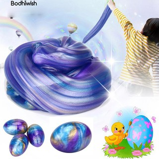 ☎Colorful Egg Slime Scented Stress Relief Kid Sludge baubles Gift