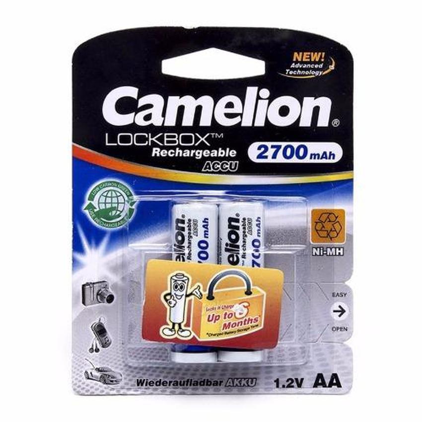Pin sạc AA Camelion Rechargeable 2700mAh