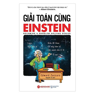 Sách - Giải toán cùng Einstein thumbnail