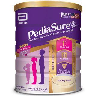 Sữa bột Pediasure B A 1.6kg