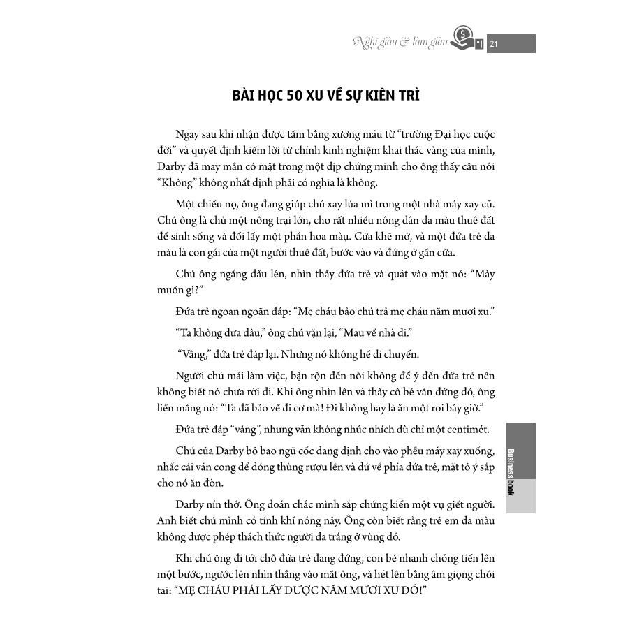 Sách - Sức mạnh làm giàu kỳ diệu-Nghĩ giàu & Làm giàu Tặng Kèm Bookmark