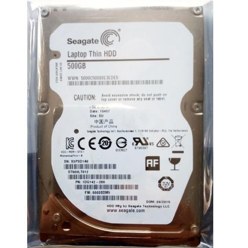 Ổ cứng laptop 500GB,320GB,250GB,160GB….- bh 12 tháng Giá chỉ 199.000₫