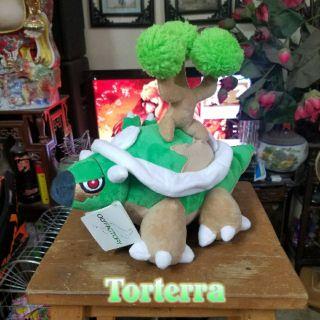 Gấu bông Torterra