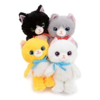 Amuse – Full set 4 em mèo Koneko no Jewel mắt thủy tinh long lanh