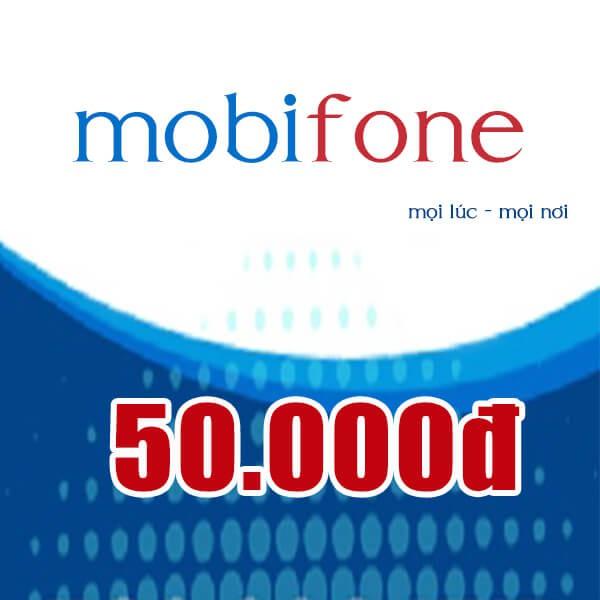 Thẻ Mobifone 50K , Thẻ cào Mobifone , Thẻ nạp Mobifone , Thẻ cào Mobi , Nạp tiền Mobifone , nạp tiền