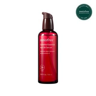 Dầu dưỡng tóc hương hoa trà innisfree Camellia Essential Hair Oil Serum 100ml thumbnail