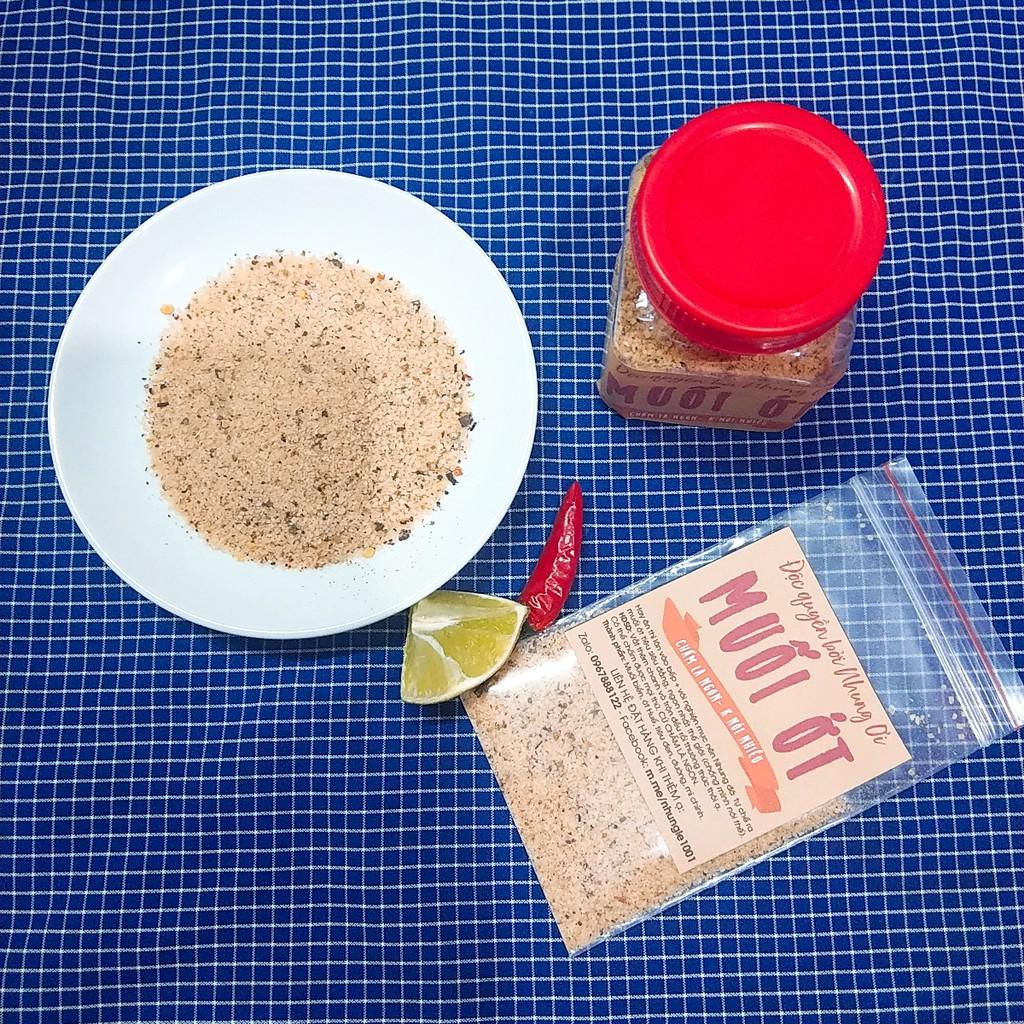 Muối Ớt Nhung Ơi Chấm Hải Sản, Hoa Quả - Hanigo Food