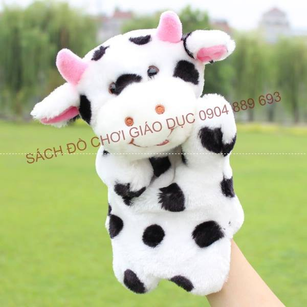 Rối bàn tay hình con bò màu trắng (hình các con vật) - 2599590 , 899319281 , 322_899319281 , 85000 , Roi-ban-tay-hinh-con-bo-mau-trang-hinh-cac-con-vat-322_899319281 , shopee.vn , Rối bàn tay hình con bò màu trắng (hình các con vật)