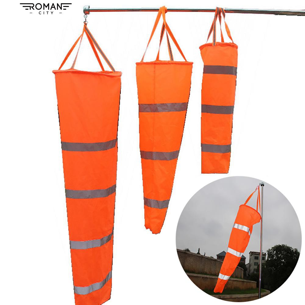 0.8m/1m/1.5m Aviation Paraglide Windsock  Wind Indicator