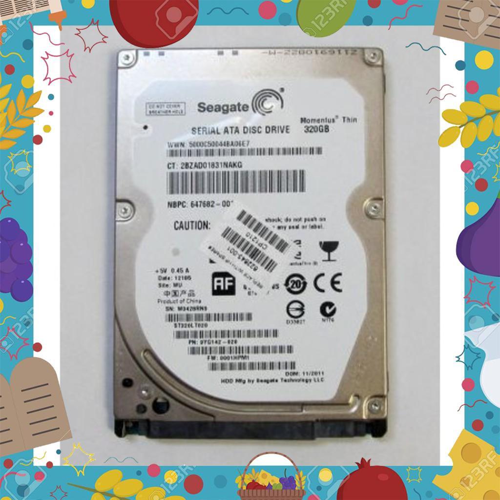 Ổ cứng Laptop 320Gb