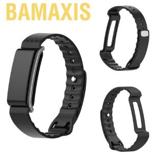 Bamaxis Liukouu TPE Material Watch Band Replacement Wrist Belt Fit for Huawei Honor A2