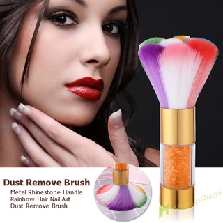 Nail Dust Brush Soft Make Up Brush Face Beauty Brush Nail Art Manicure Tool