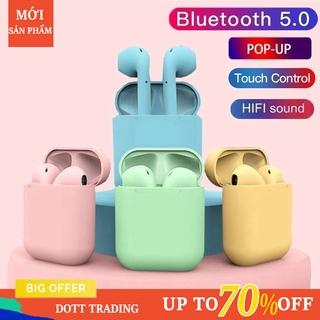 Tai Nghe I12 Tws Bluetooth 5.0 Nhiều Màu