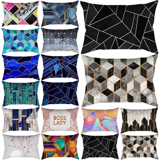 geometricsofa Bed Cover Cushions Covers Pillow Case Pillow Cover Home Decor