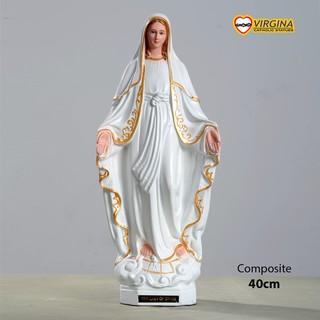 Mẹ Ban Ơn 40cm – Composite