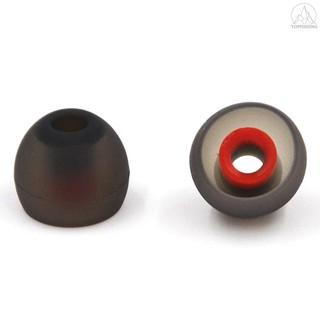 Set 3 cặp nút bọc dành cho tai nghe nhét tai KZ IE80 size SML bằng silicone