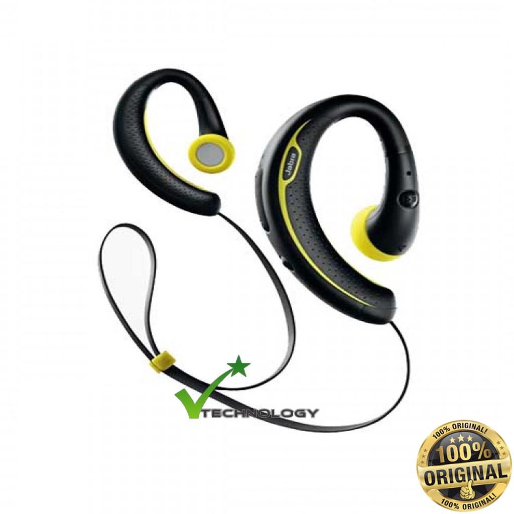 Tai nghe Bluetooth Jabra Sport Wireless+ - Hàng chính hãng bảo hành 12 tháng