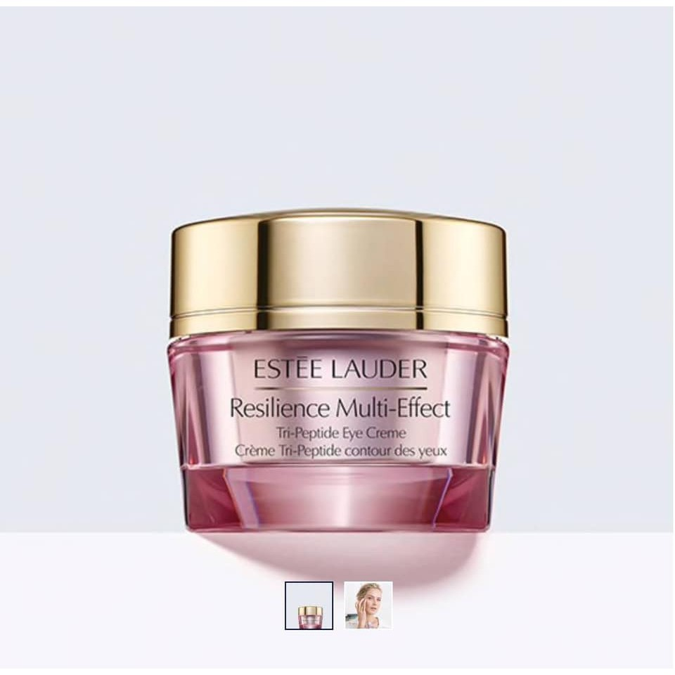 Kem Mắt Estée Lauder Resilience Multi-Effect Tri-Pepetide Eye Creme