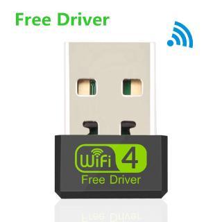 USB thu tín hiệu Wifi 2.4g 150mbps Rtl8188 Wifi Usb 802.11n chuyên dụng