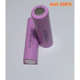 Cell pin 18650 dung lượng 2500mah