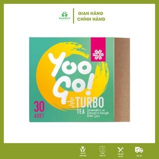 Trà YOO GO Turbo Tea Siberian - Hỗ Trợ Thải Độc, Giảm Cân An Toàn Sản Phẩm Của Công Ty Siberian Wellness thumbnail