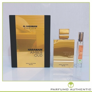 [Cam Kết Chính Hãng] Nước hoa Al Harmanin Amber Oud Gold Edition