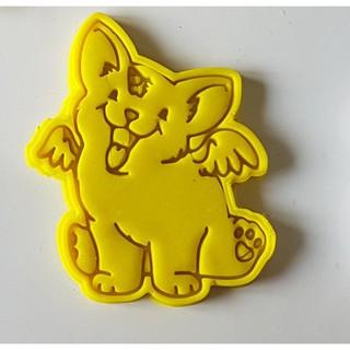 Khuôn bánh quy, cookie cutter, khuôn đất sét Play-Doh Cún Unicorn