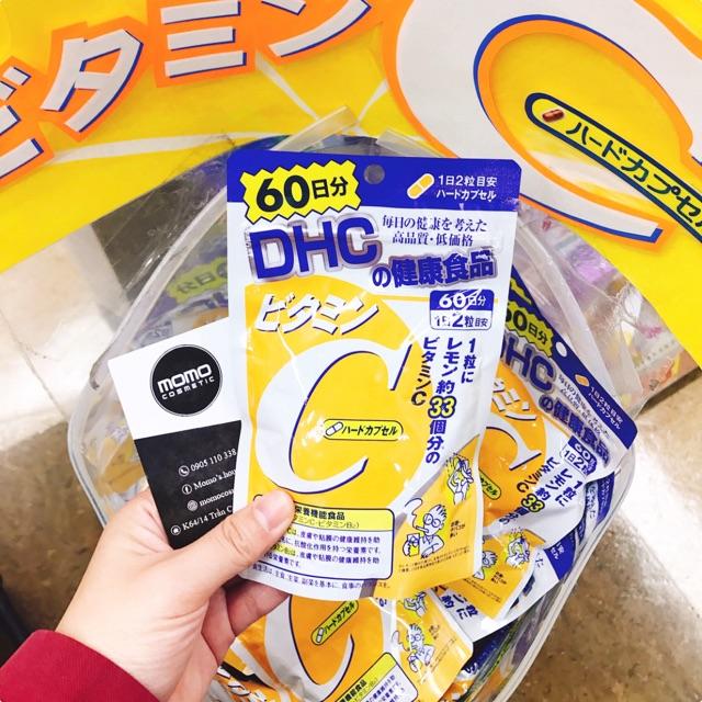 Viên uống bổ sung Vitamin C - DHC