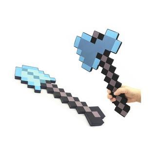 Combo đồ chơi Rìu Xẻng Minecraft