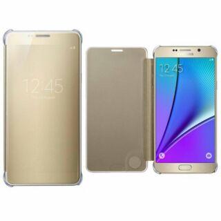 Bao Da Clear View Samsung Note 5