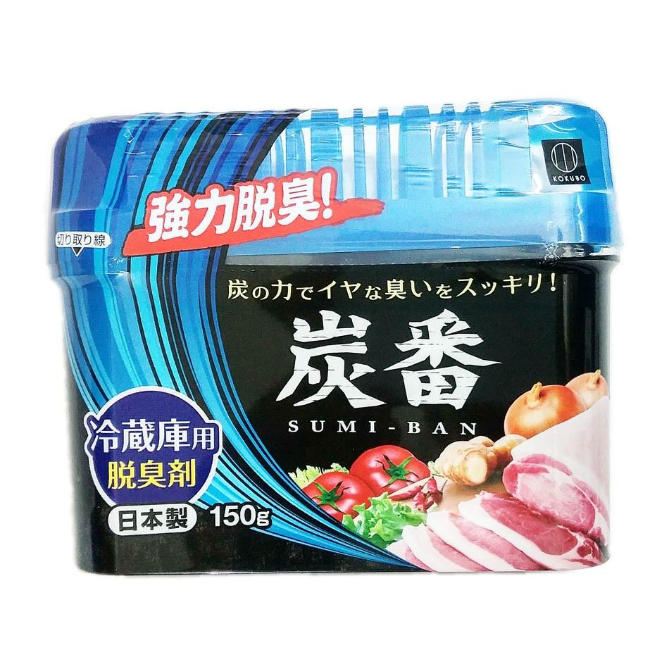 Hộp khử mùi tủ lạnh bằng than hoạt tính Kokubo Nhật Bản 150g - 3053393 , 345066741 , 322_345066741 , 49900 , Hop-khu-mui-tu-lanh-bang-than-hoat-tinh-Kokubo-Nhat-Ban-150g-322_345066741 , shopee.vn , Hộp khử mùi tủ lạnh bằng than hoạt tính Kokubo Nhật Bản 150g