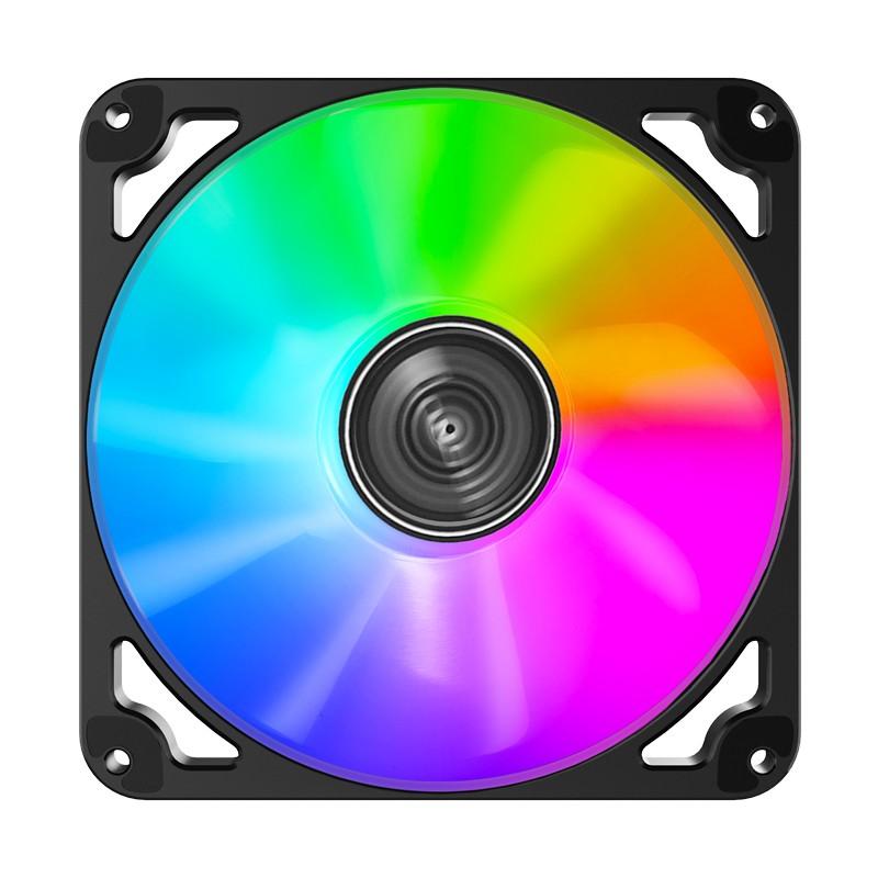 Quạt tản nhiệt 14cm Jonsbo FR140S - Quay êm, hiệu ứng đèn Addressable RGB